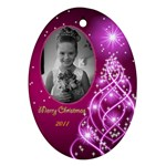 ornament - Kenzie - Ornament (Oval)