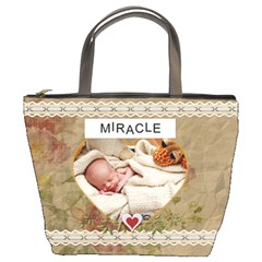 Miracle Bucket Bag By Lil    Bucket Bag   Ll9ns8z4hiyl   Www Artscow Com Front
