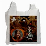 Halloween Bag 6 - Recycle Bag (One Side)