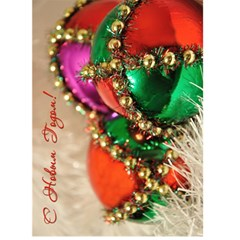 5x7 Cristmas Decor Front Cover