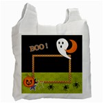 Recycle Bag (One Side): Halloween3