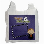Recycle Bag (One Side): Halloween5