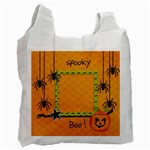 Recycle Bag (One Side): Halloween6