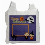 Recycle Bag (One Side): Halloween9