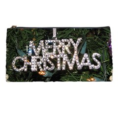 Merry Christmas  Pencil Case by tammystotesandtreasures