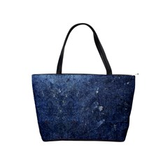 Ragged Denim Shoulder Bag By Bags n Brellas   Classic Shoulder Handbag   Ha5noo3pykrs   Www Artscow Com Front