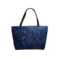 Ragged Denim Shoulder Bag By Bags n Brellas   Classic Shoulder Handbag   Ha5noo3pykrs   Www Artscow Com Back