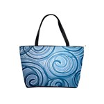 turquoise squiral shoulder bag - Classic Shoulder Handbag
