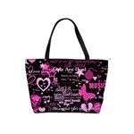 pinkpunk shoulder bag - Classic Shoulder Handbag