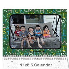 2012 Calendar Friends By Rose   Wall Calendar 11  X 8 5  (12 Months)   0pqfr70frq3f   Www Artscow Com Cover