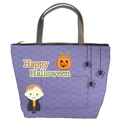 Bucket Bag : Halloween2 By Jennyl   Bucket Bag   5igbw1tkn50r   Www Artscow Com Front