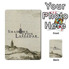 Shadows Upon Lassadar By Todd Sanders   Playing Cards 54 Designs   V37ucxte0go6   Www Artscow Com Back