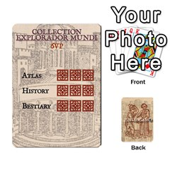 Bibliogamo By Todd Sanders   Playing Cards 54 Designs   376o14udz12y   Www Artscow Com Front - Spade6