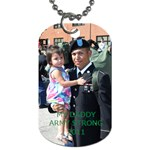 MIJO.2 - Dog Tag (One Side)