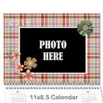 2015 Calendar Mix 3 - Wall Calendar 11  x 8.5  (12-Months)