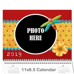 2015 Buttercup Calendar By Lisa Minor   Wall Calendar 11  X 8 5  (12 Months)   1sh2droq71fi   Www Artscow Com Cover