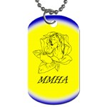 MMHA Tag2 - Dog Tag (Two Sides)