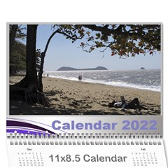 Silver Flash 2019 Calendar  Large Numbers By Deborah   Wall Calendar 11  X 8 5  (12 Months)   3cnb5vkwsv8b   Www Artscow Com Cover