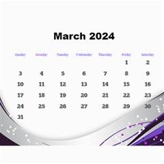 Silver Flash 2018  Calendar  Large Numbers By Deborah   Wall Calendar 11  X 8 5  (12 Months)   3cnb5vkwsv8b   Www Artscow Com Mar 2018