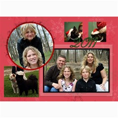 Jandc Christmas Card By Patricia W   5  X 7  Photo Cards   Jh67tto6h80t   Www Artscow Com 7 x5 Photo Card - 6