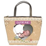 Cutie Pie Bucket Bag