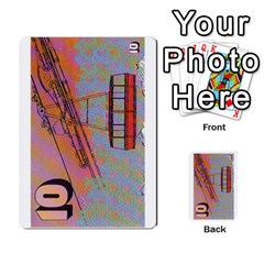 Spielgeld Ch 1 By Geni Palladin   Multi Purpose Cards (rectangle)   Bk3dql1t5q0b   Www Artscow Com Back 25