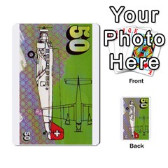 Spielgeld Ch 1 By Geni Palladin   Multi Purpose Cards (rectangle)   Bk3dql1t5q0b   Www Artscow Com Front 27