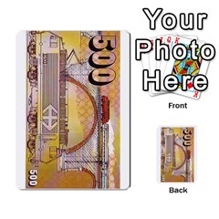 Spielgeld Ch 1 By Geni Palladin   Multi Purpose Cards (rectangle)   Bk3dql1t5q0b   Www Artscow Com Front 29