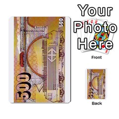 Spielgeld Ch 1 By Geni Palladin   Multi Purpose Cards (rectangle)   Bk3dql1t5q0b   Www Artscow Com Back 5
