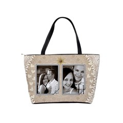 Greatest Love Classic Shoulder Handbag By Lil    Classic Shoulder Handbag   97obhkx65hxm   Www Artscow Com Back