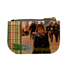 Christmas Mini Coin Purse By Angel   Mini Coin Purse   Mwh9vkdl9cc8   Www Artscow Com Back