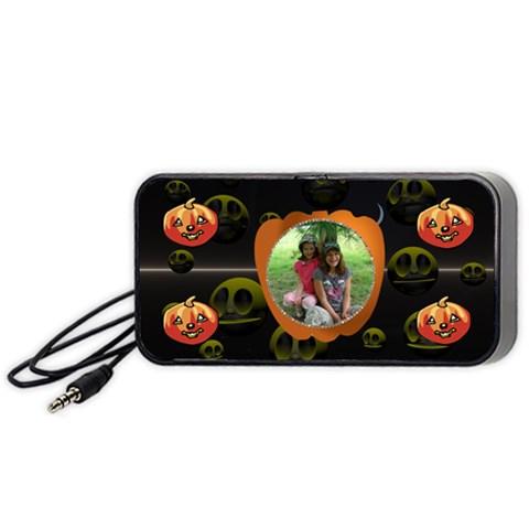 By Jolene   Portable Speaker (black)   Nbxcwff7lknn   Www Artscow Com Front