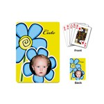 MY little flower Mini Playing Cards - Playing Cards (Mini)