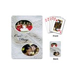 Our Day Mini Playing Cards - Playing Cards (Mini)