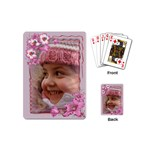 Pretty in Pink Mini Playing Cards - Playing Cards (Mini)
