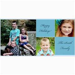 Christmas Photo Card By Lana Laflen   4  X 8  Photo Cards   940pberv0641   Www Artscow Com 8 x4 Photo Card - 3