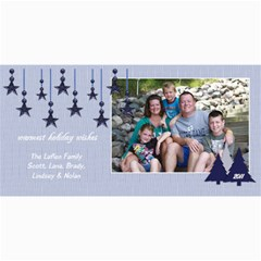 Holiday Card By Lana Laflen   4  X 8  Photo Cards   S8f2t2dq6uqv   Www Artscow Com 8 x4 Photo Card - 1