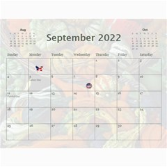 2019 Ring Family Calendar By Kim Blair   Wall Calendar 11  X 8 5  (12 Months)   Odiilw3d46oa   Www Artscow Com Sep 2019