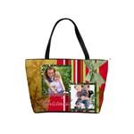 merry christmas - Classic Shoulder Handbag
