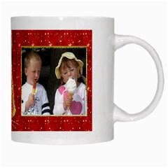 Christmas Wishes Mug By Deborah   White Mug   Yavs4dbxyolz   Www Artscow Com Right