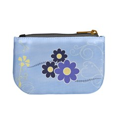 Serenity Blue Mini Coin Purse By Picklestar Scraps   Mini Coin Purse   Izlgwhiy6h1v   Www Artscow Com Back