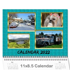 Our Family 2019 (any Year) Calendar By Deborah   Wall Calendar 11  X 8 5  (12 Months)   D5f8twm2h67p   Www Artscow Com Cover