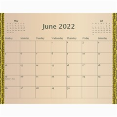 Our Family 2019 (any Year) Calendar By Deborah   Wall Calendar 11  X 8 5  (12 Months)   D5f8twm2h67p   Www Artscow Com Jun 2019