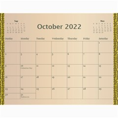 Our Family 2019 (any Year) Calendar By Deborah   Wall Calendar 11  X 8 5  (12 Months)   D5f8twm2h67p   Www Artscow Com Oct 2019