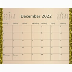Our Family 2019 (any Year) Calendar By Deborah   Wall Calendar 11  X 8 5  (12 Months)   D5f8twm2h67p   Www Artscow Com Dec 2019