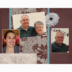 Horne Family Calendar By Gina Horne   Wall Calendar 11  X 8 5  (12 Months)   Gk27b7d9b3ea   Www Artscow Com Month