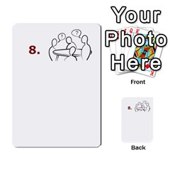 Tabletalk Cards By Lthiessen   Multi Purpose Cards (rectangle)   7owghiyiy57m   Www Artscow Com Front 8