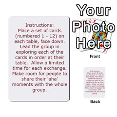 Tabletalk Cards By Lthiessen   Multi Purpose Cards (rectangle)   Zo72vcnubbf5   Www Artscow Com Front 53