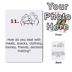 Tabletalk Cards By Lthiessen   Multi Purpose Cards (rectangle)   Zo72vcnubbf5   Www Artscow Com Front 11