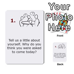 Tabletalk Cards By Lthiessen   Multi Purpose Cards (rectangle)   Zo72vcnubbf5   Www Artscow Com Front 13